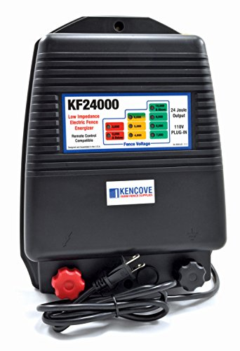 Kencove 24 0 Joule Low Impedance 110 Volt Ac Electric